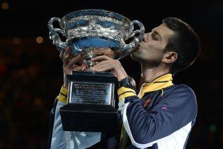 'Nole',el número 1 del ranking, se convierte en el primer jugador de la...