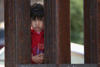 Base militar Lackland, un  refugio para niños migrantes
