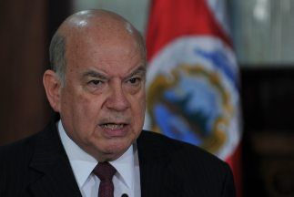 El secretario General de la OEA, José Miguel Insulza expresó su confianz...