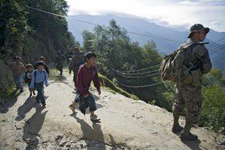 Guatemala y México tienen una frontera y problemas comunes.