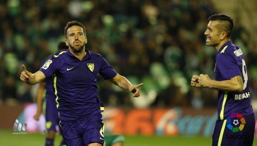 Real Betis 0-1 Málaga: Los boquerones siguen en buena racha gracias a un gol de Camacho - Univisión