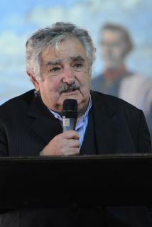 José Mujica, presidente de Uruguay.