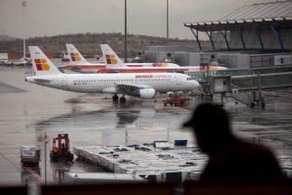 """""""Vamos a pedir amparo al gobierno"""" español, afirmó el presidente de la s..."""