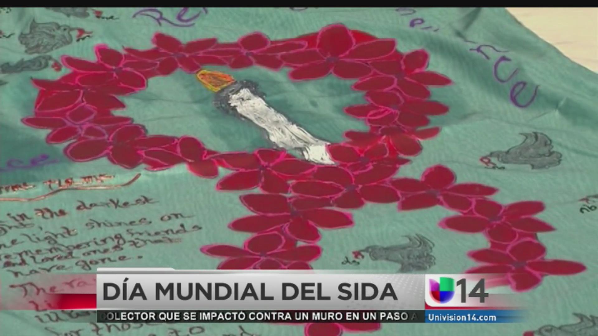 Crecen casos de VIH entre hispanos