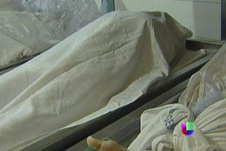 Exceso de cadáveres en la morgue de Los Ángeles