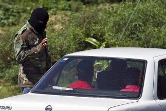 Un grupo de hombres armados atentó contra un alcalde en la occidental en...