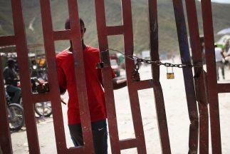 Frontera Haití Dominicana.