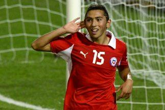 Este chileno destacó con la 'Rojita' en el Sudamericano Sub 20 y los vis...