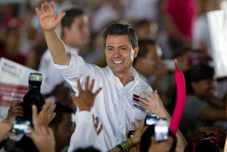 Si Peña Nieto tiene más posibilidades que cualquier otro mexicano de ser...