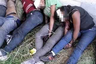 No es la primera vez que se hallan narcofosas en el estado de Tamaulipas...