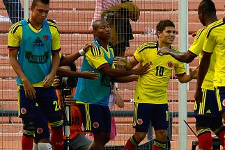 Con un gol de Juan Quintero, Colombia venció 1-0 a Perú y logró clasific...