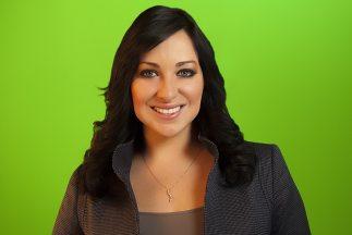 La periodista Amanda Ramírez es la presentadora de Noticias 34 Atlanta.