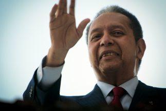 Ls crímenes cometidos durante la dictadura del ex presidente haitiano Je...