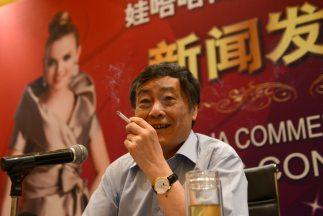 Zong Qinghou, quien el 2012 se encontraba en el primer sitio, fue despla...
