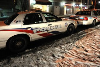 Policía de Toronto.