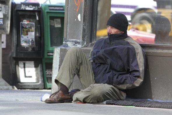 Richard Gere fue confundido por un sin techo por una turista durante el...