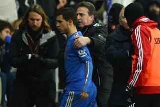 El futbolista belga salió totalmente lleno de coraje por su polémica exp...