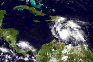 Venezuela y República Dominicana ya comienzan a sufrir las afectaciones...