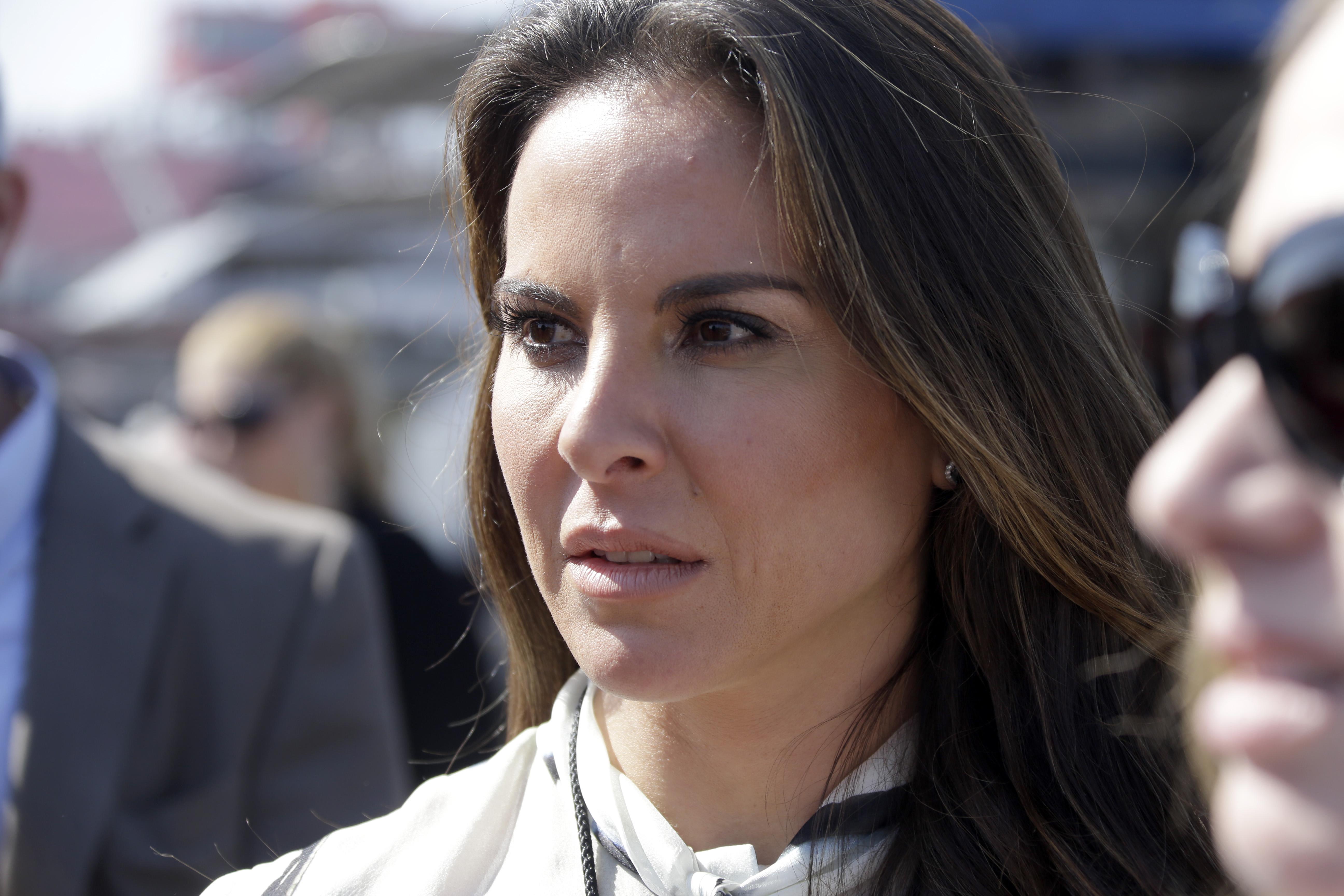 """Kate del Castillo no ha dado su versión sobre su relación con """"El Chapo""""."""
