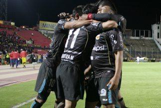 A pesar de problemas económicos, Deportivo Quito no bajó los brazos y se...
