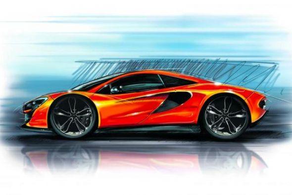 El P15 será competencia directa del Ferrari F12 y del Lamborghini Aventa...