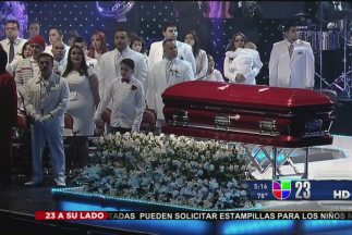 El último adiós a Jenni Rivera