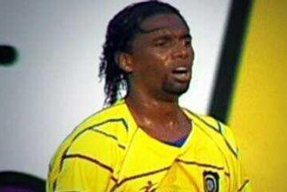 El exfutbolista brasileño Joao Rodrigo Silva Santos (twitter).