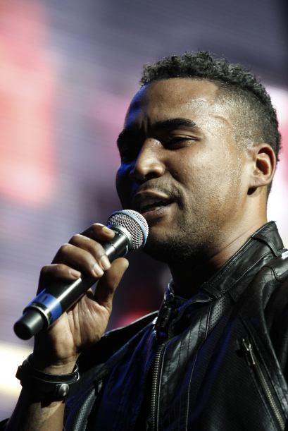 El reggeatonero sufre de laringitis aguda y por eso no pudo cantar en Bo...