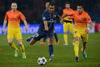 Loco partido resultó el empate entre franceses y españoles, con dos gole...