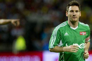 El gerente del hotel dijo que no es cierto que Messi y sus acompañantes...