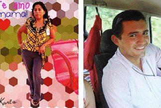 Karla Cruz y Daniel Galindo, dos de los miles de desaparecidos en México...