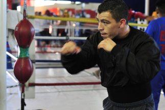 Páez quiere el título mundial (Foto: Zanfer)