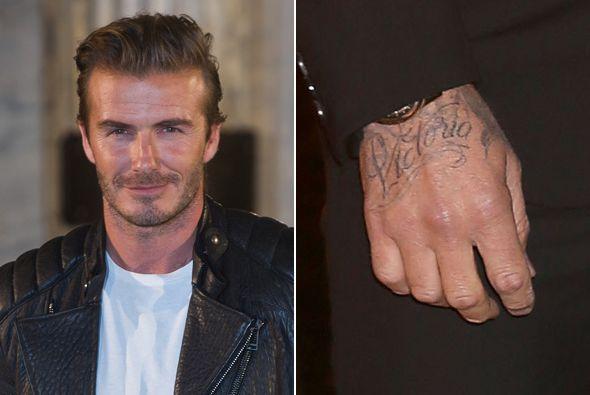 Mira el nuevo tatuaje que se hizo.