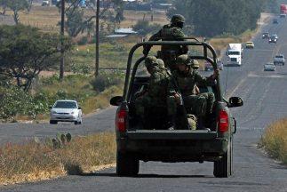 Michoacán es una de las entidades mexicanas golpeadas por la violencia.