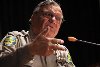 El alguacil Joe Arpaio, conocido como el 'sheriff más duro de Estados Un...