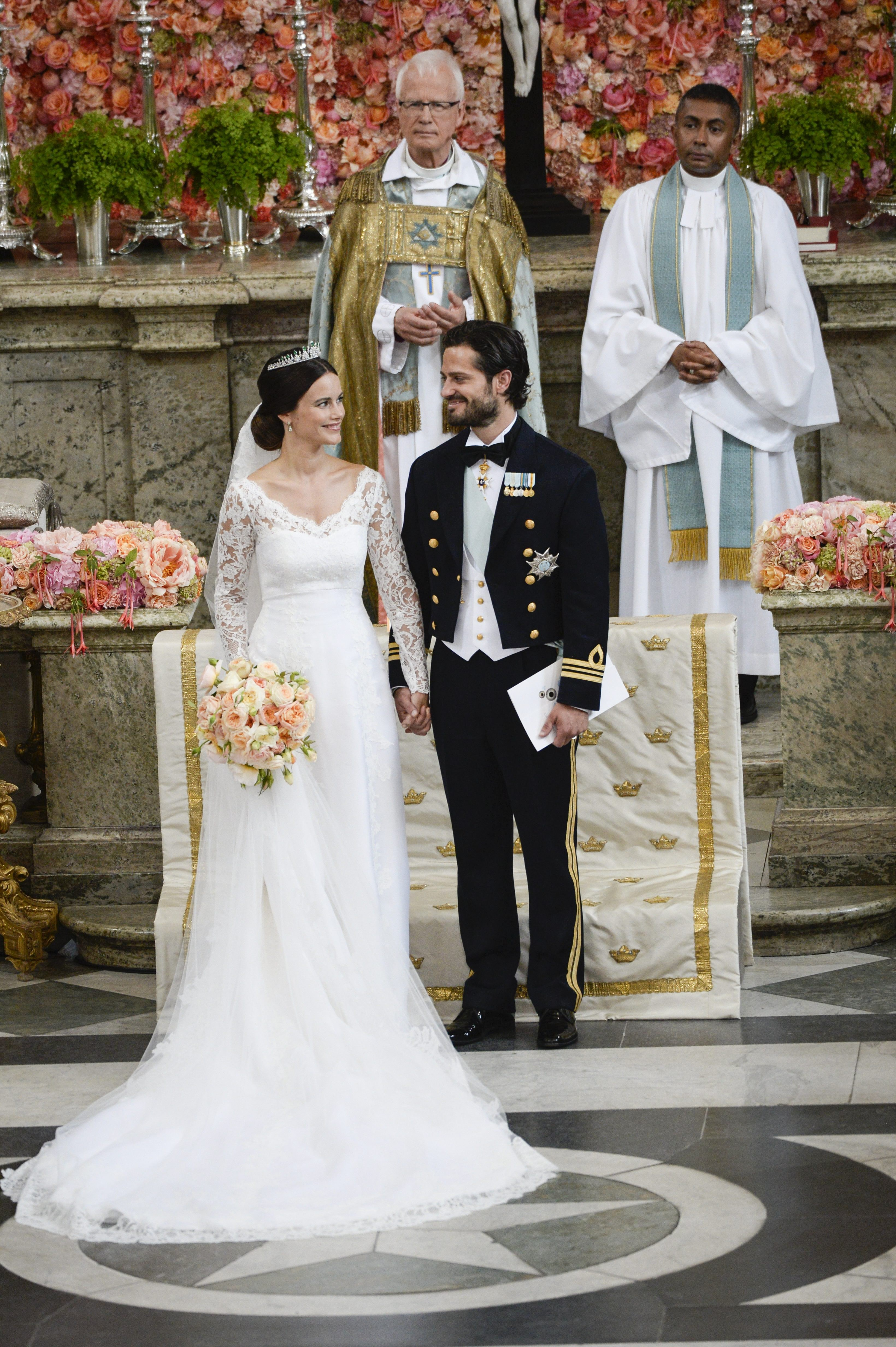 Свадьбы звезд 2017: фото Журнал Cosmopolitan