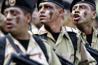 Las Fuerzas Armadas han desempeñado un papel importante en la lucha cont...