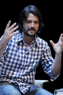 El actor mexicano Diego Luna ha destacado en el cine estadounidense.