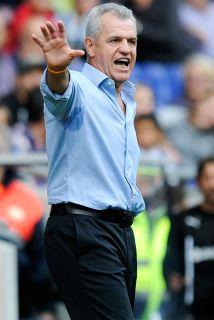 Aguirre se conoce por sus constantes insultos, algo que él mismo reconoc...