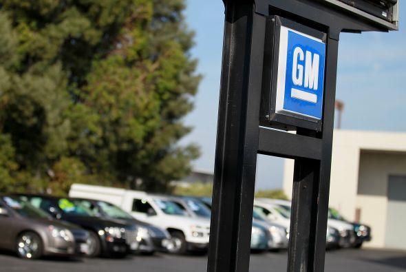 GM fue demandada por el problemas con el sistema de ignición en muchos d...