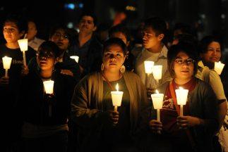 La jornada nacional de ayuno pide al gobierno que detenga las deportacio...