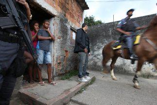 La seguridad en Rio de Janeiro mejoró significativamente tras la instala...