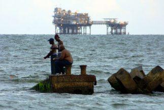 Sigue la búsqueda en el Golfo de México. (Imagen de Archivo).