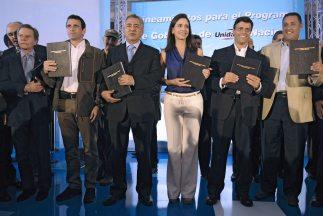 La oposición venezolana elegirá a su candidato presidencial rumbo a los...