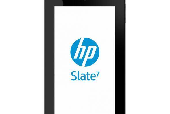 La HP Slate 7: ideal por su tamaño para llevar a todas partes. Te permit...