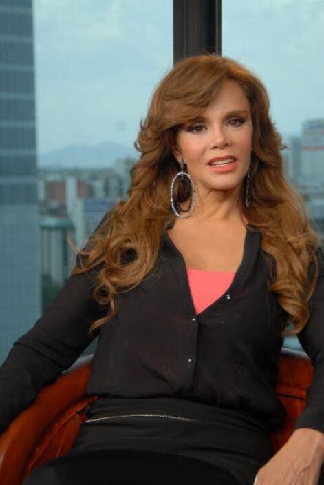 Lucía Méndez dijo sentirse feliz de poder compartir con El Gordo y La Fl...