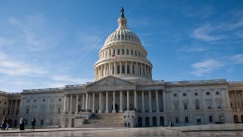 Por ahora en ambas cámaras del Congreso de EU no hay un acuerdo bipartid...