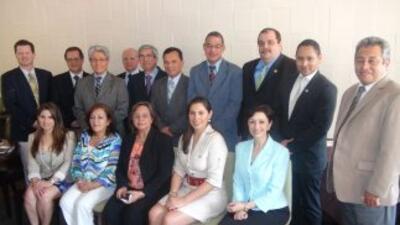 Reunión consulados latinoamericanos
