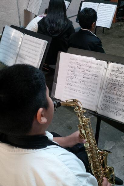 Francisco Ugalde nos presenta a la Filarmónica Maqueos, una agrup...