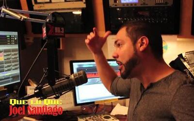 Joel Santiago entrevista a Amara La Negra en Que lo Que